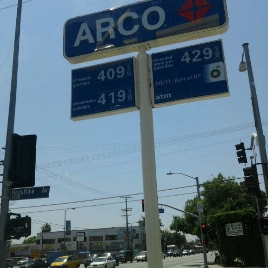 Cheapest Gas In San Diego >> ARCO - Gas Station in Van Nuys