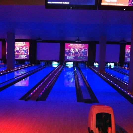 Photo taken at Lucky Strike New York by Brian on 7/21/2012