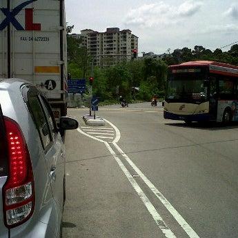 Photo taken at Teluk Tempoyak by Mimie L. on 6/9/2012