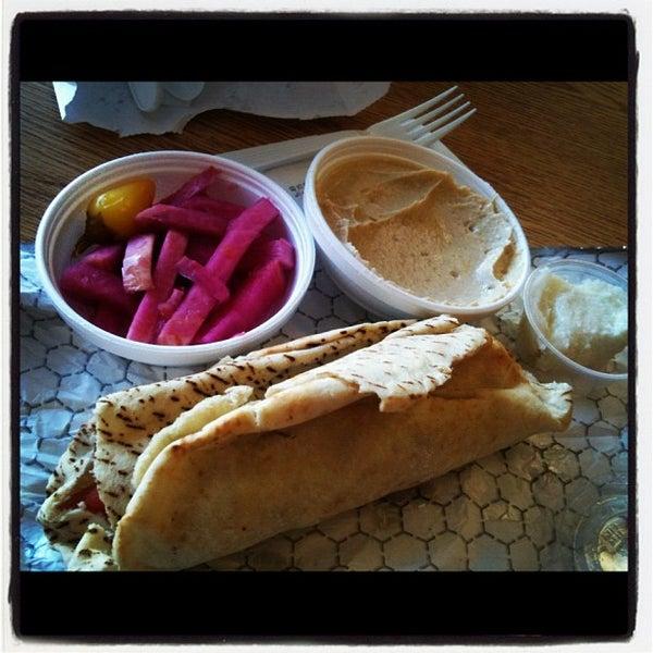 Photo taken at Zankou Chicken by Aimee💗 on 3/20/2012