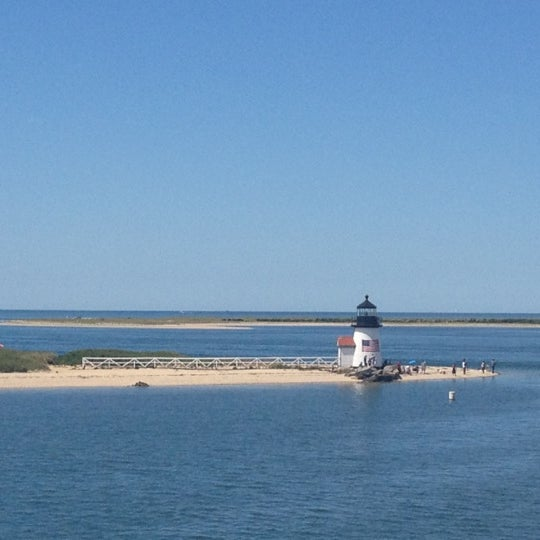 Photo taken at Nantucket Boat Basin by Laura H. on 7/9/2012