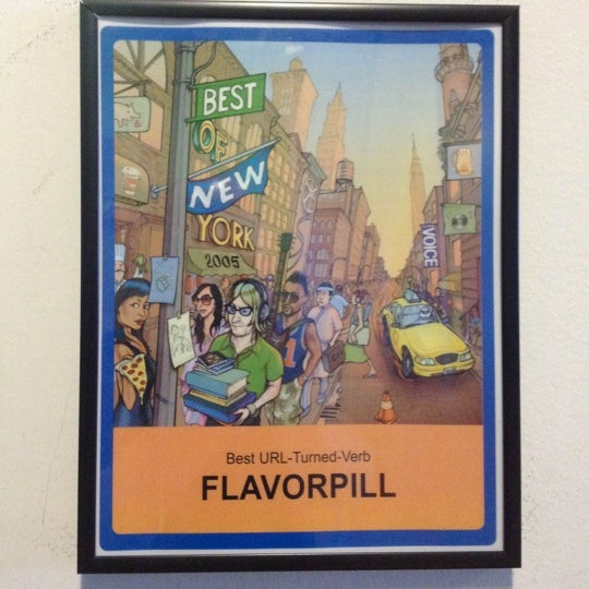 Photo taken at Flavorpill HQ by Scott B. on 9/10/2012
