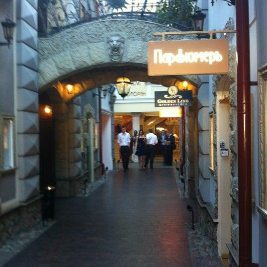 Снимок сделан в Golden Garden Boutique Hotel пользователем Эдуард Х. 6/21/2012