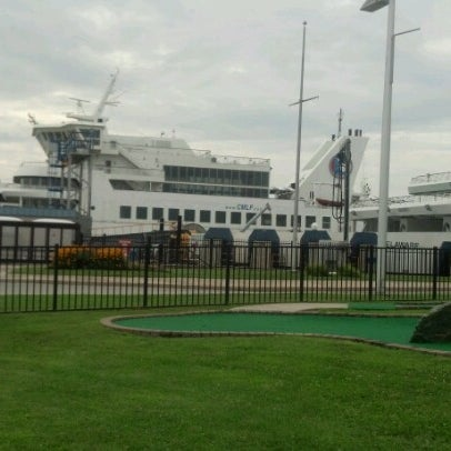 Photo taken at Cape May-Lewes Ferry | Cape May Terminal by Diana W. on 7/14/2012
