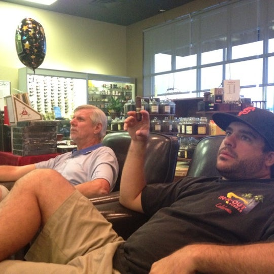 Photo taken at Smoky's Tobacco and Cigars by Danna S. on 6/16/2012