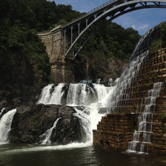Photo taken at Croton Gorge Park by Tricia G. on 8/25/2012