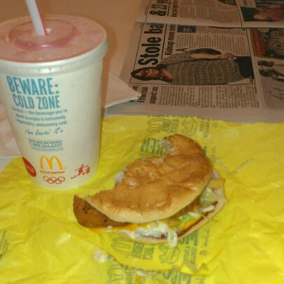 Photo taken at McDonald's by Missymix on 7/31/2012