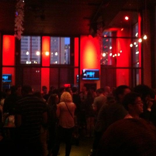 Photo taken at PNK Restaurant & Ultra Lounge by Megu K. on 8/31/2012
