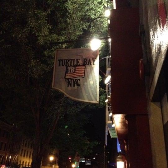 Photo taken at Turtle Bay NYC by Dilyara M. on 7/13/2012