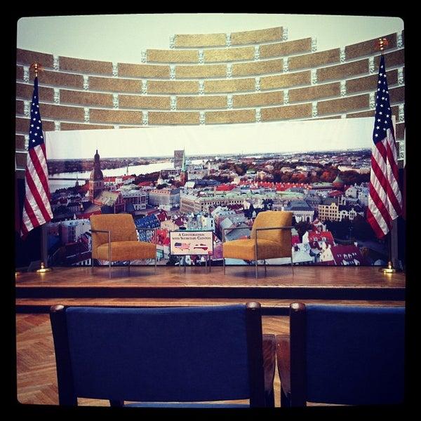 Photo taken at University of Latvia by Leandro I. on 6/28/2012