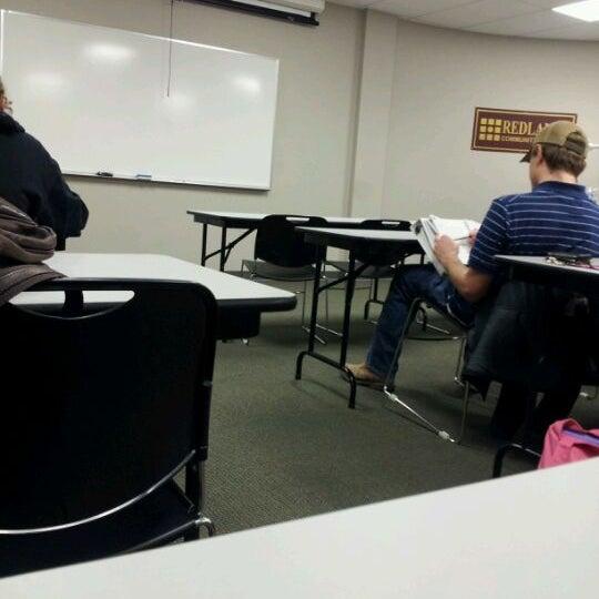Photo taken at Redlands Community College by Jordan G. on 3/8/2012