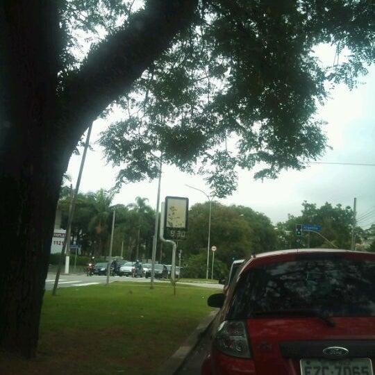 Photo taken at Avenida Brasil by Jorge Luiz F. on 5/8/2012