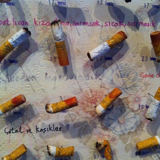 4/28/2012 tarihinde Ebru Y.ziyaretçi tarafından Masumiyet Müzesi'de çekilen fotoğraf