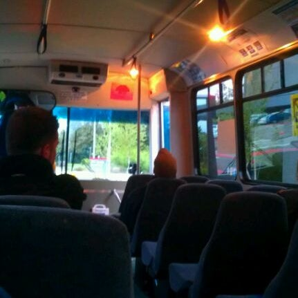 Pcc Orange Line Bus Line In Porland