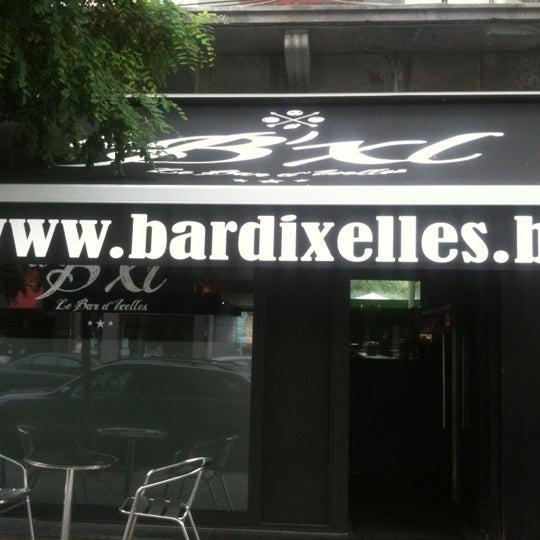 Foto tirada no(a) Le Bar d'Ixelles por Nicolas D. em 7/27/2012