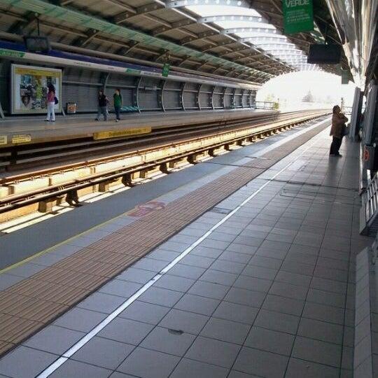 Photos at Metro Protectora de la Infancia - Puente Alto - Puente ...