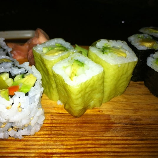 Photo taken at Cherin Sushi by Kelly H. on 7/7/2011