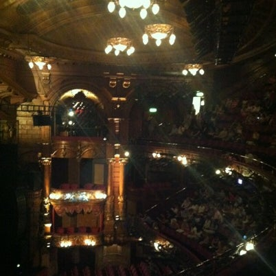 Foto scattata a The London Palladium da Bartek B. il 7/26/2012
