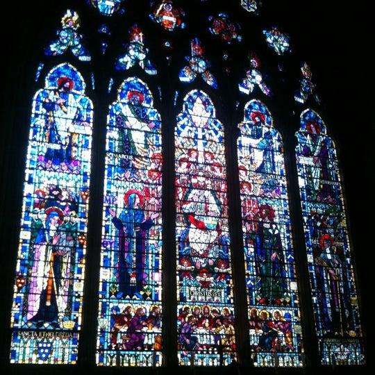 Foto tomada en St Etheldreda por John T. el 4/9/2011