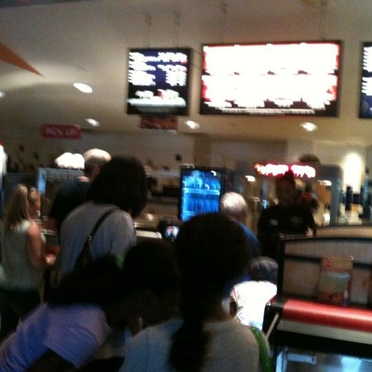 Photo taken at AMC Hampton Towne Centre 24 by Dehjan W. on 6/30/2012