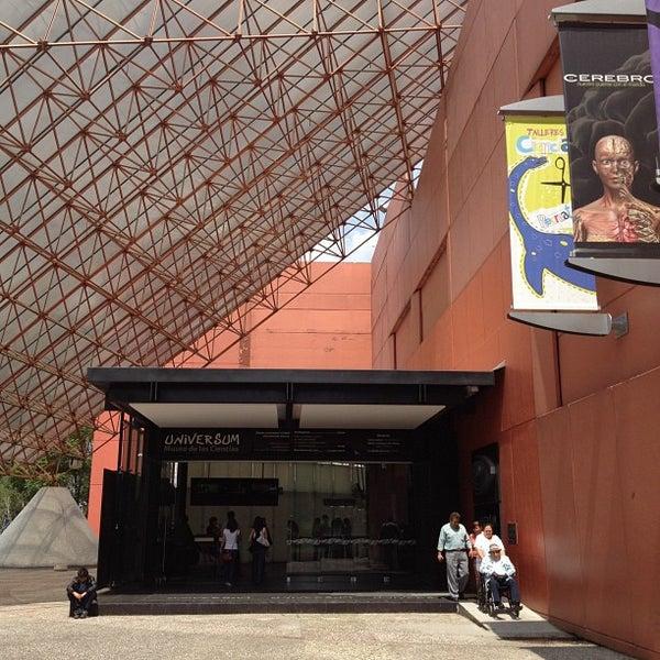 Foto tomada en Universum, Museo de las Ciencias por Mark W. el 7/28/2012