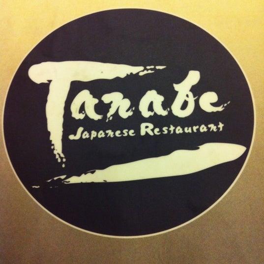 4/26/2012にJanine C.がTanabe Japanese Restaurantで撮った写真