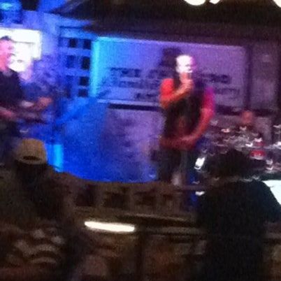 Photo taken at The Shed Barbeque and Blues Joint by Elizabeth F. on 8/19/2012