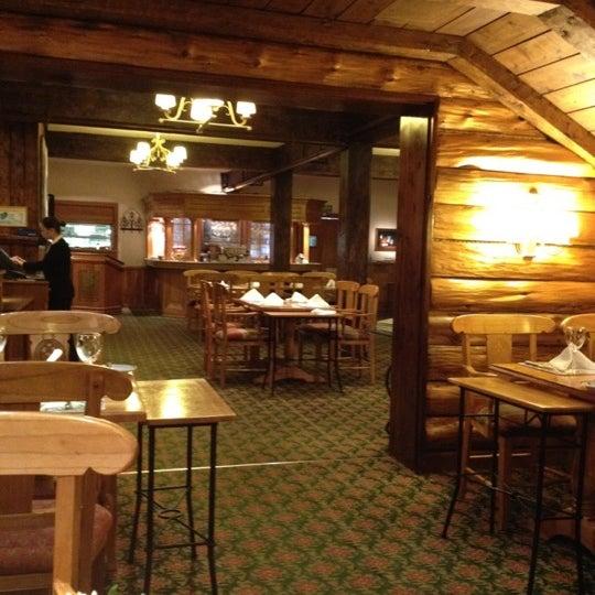 Foto tomada en Llao Llao Hotel & Resort por Milton R. el 8/18/2012
