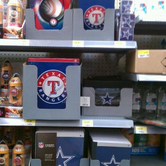 Photo taken at Walmart Supercenter by Deanna P. on 8/6/2012