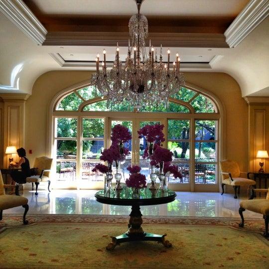 Photo taken at Langham Huntington Hotel by Kasandria R. on 9/6/2012