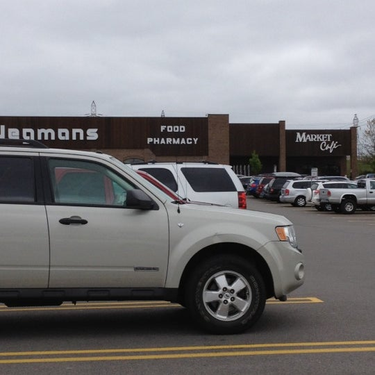Photo taken at Wegmans by Sonja M. on 4/22/2012