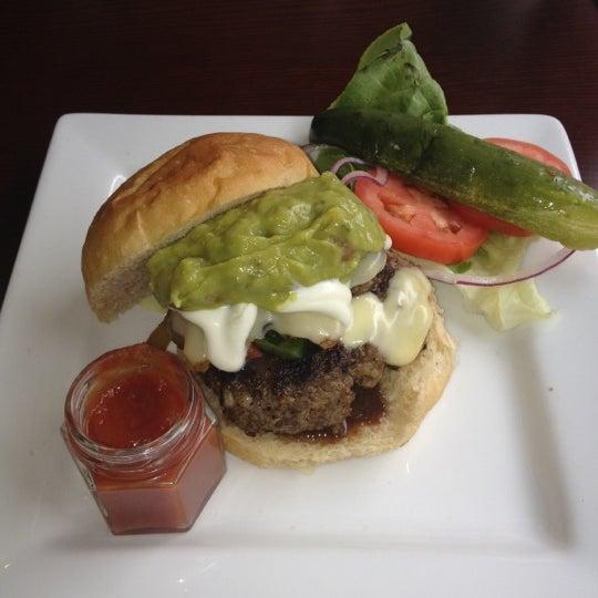 Fajita burger rocks!