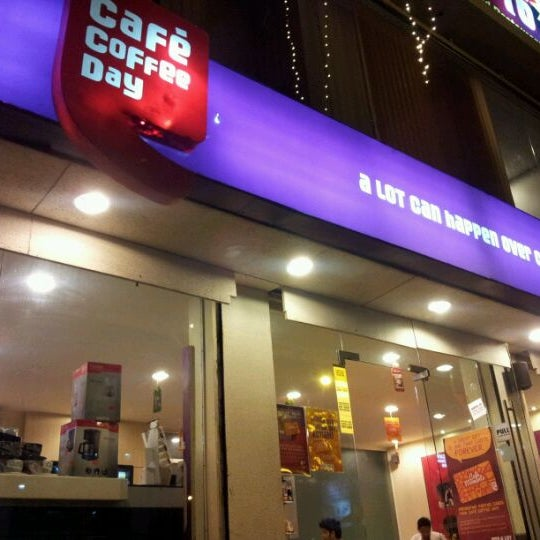 Cafe coffee day deals pune