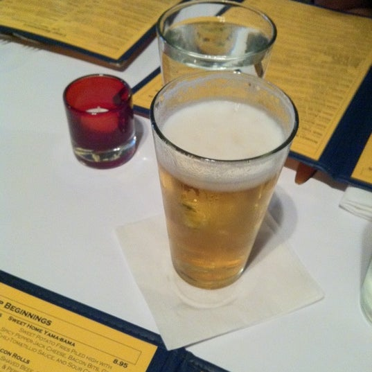 Photo taken at Max's on Main by H C. on 7/10/2011