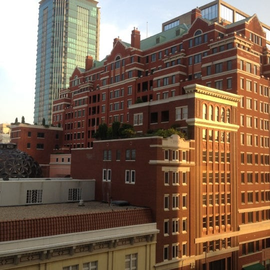 Photo taken at The Worthington Renaissance Fort Worth Hotel by Evelyn H. on 5/1/2012