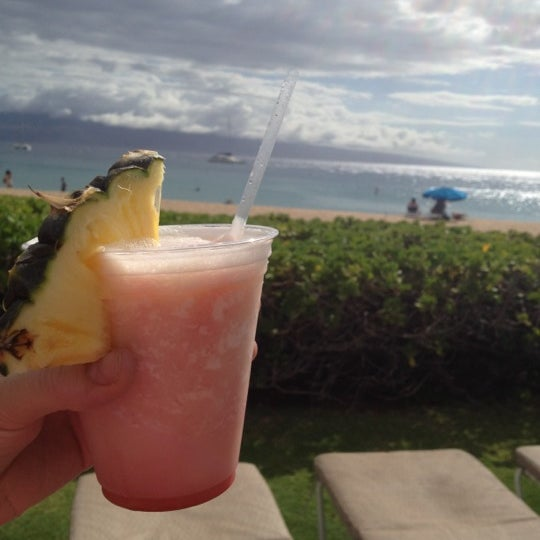 Photo taken at Sheraton Maui Resort & Spa by Rachael C. on 5/18/2012