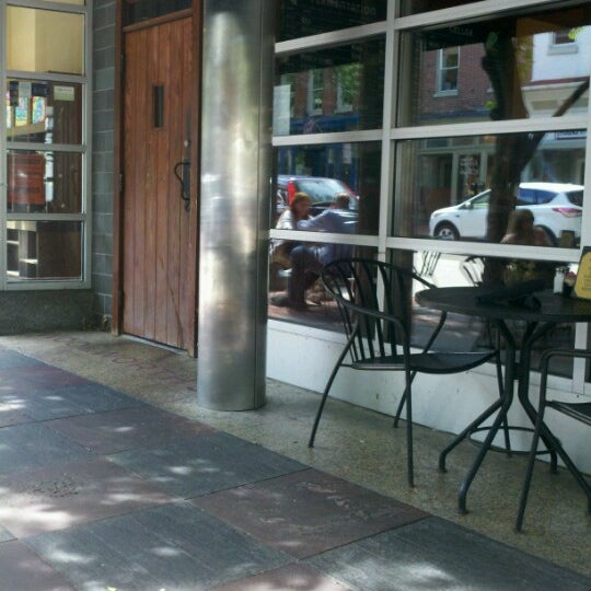 Photo taken at Iron Hill Brewery & Restaurant by Adrienne O. on 9/11/2012