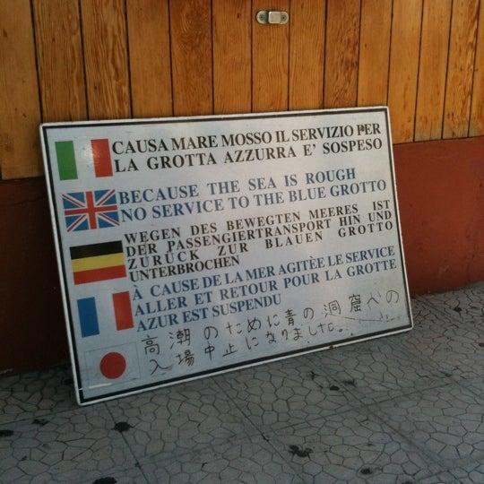 Foto scattata a Marina Grande da Yutaka T. il 10/16/2011
