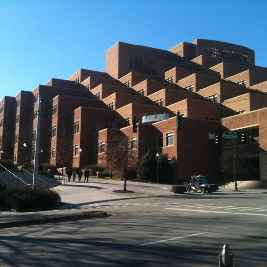 Photo taken at John C. Hodges Library by Tim B. on 1/3/2011