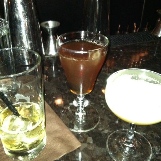 Photo taken at Sable Kitchen & Bar by John K. on 2/24/2012