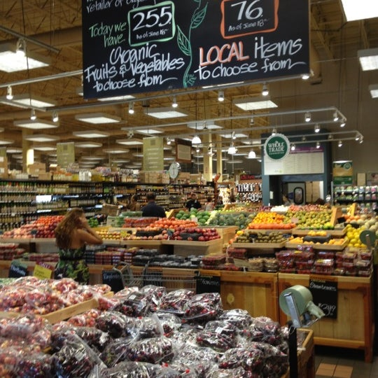 Photo taken at Whole Foods Market by John M. on 7/6/2012