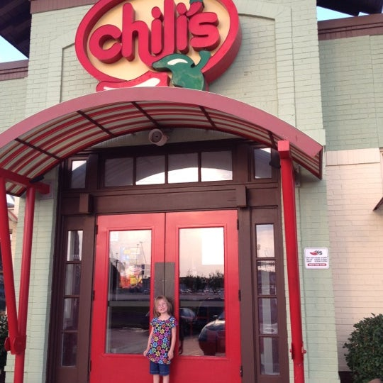Photo taken at Chili's Grill & Bar by Jeananna G. on 7/12/2012