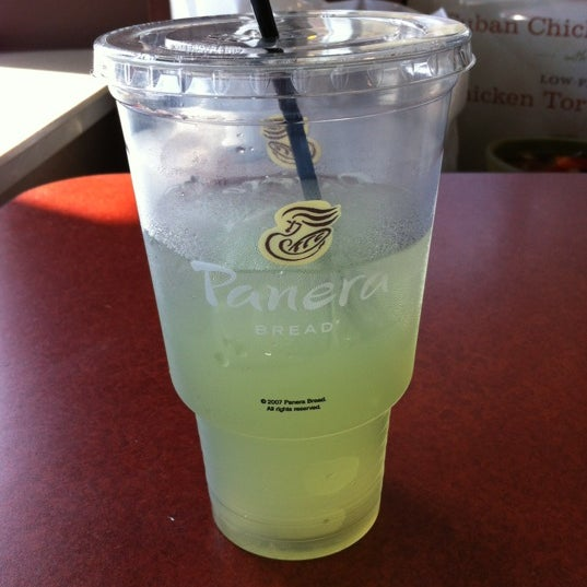 Photo taken at Panera Bread by Lorie M. on 3/17/2012