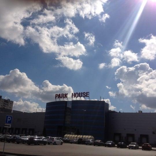 Foto tirada no(a) Atrium's Парк Хаус por Favorta em 9/8/2012