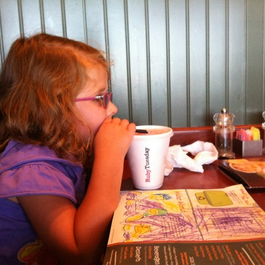 Photo taken at Ruby Tuesday by Mike H. on 7/6/2012