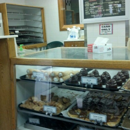 Photo taken at Long's Bakery by Deborah S. on 6/1/2012