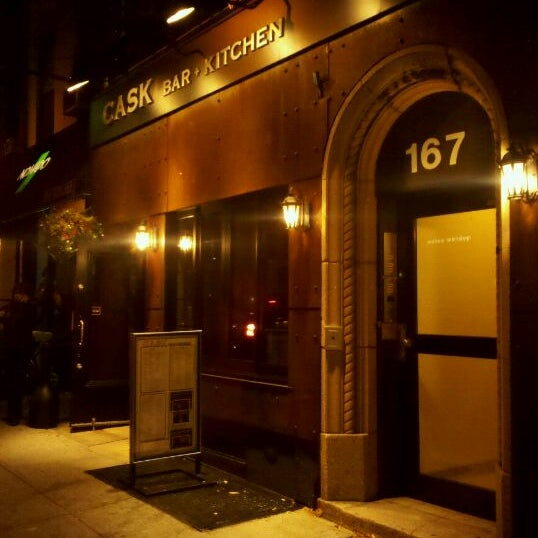Cask Bar And Kitchen Happy Hour