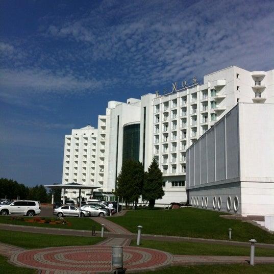 Снимок сделан в Rixos Prykarpattya пользователем PetrGrigoryev 8/24/2012