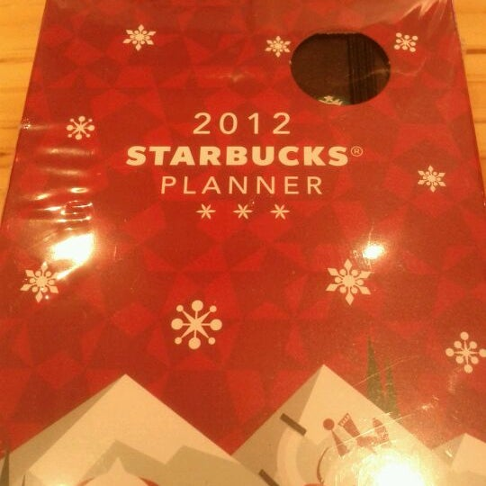 Photo taken at Starbucks by Lucy K. on 12/28/2011