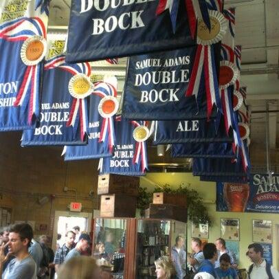 Photo taken at Samuel Adams Brewery by Jose Afonso O. on 9/3/2012